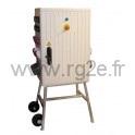 Armoire de distribution électrique triphasée 63 ampères